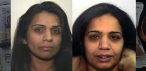 Sisters jailed for running 'Beauty Booth' drugs ring f