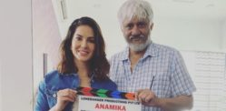 Sunny Leone begins Shooting for Upcoming Project