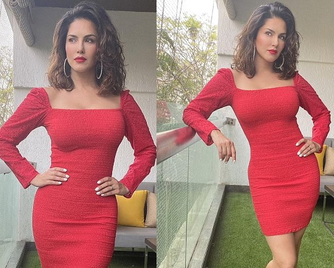 Sunny Leone reaches 42m Instagram Followers f
