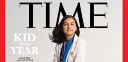 TIME Magazine picks 'Kid of the Year' for 1st Time