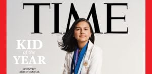 TIME Magazine picks 'Kid of the Year' for 1st Time f