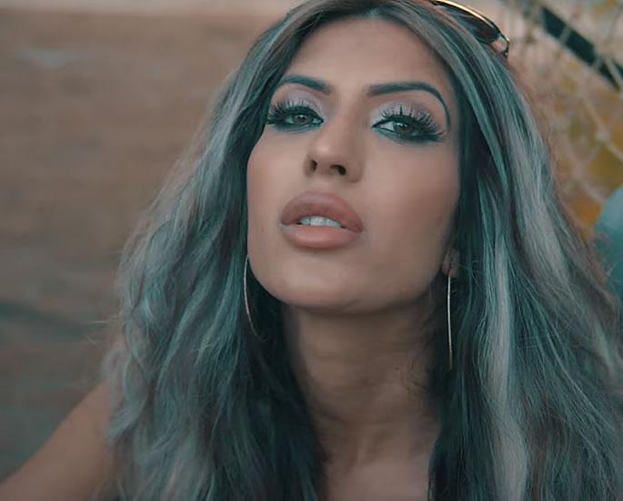 Tasha Tah releases New Single Ya Baby - facial
