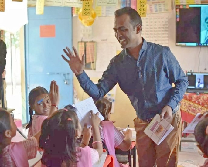 Indian Teacher wins Global Teacher Prize 2020 & $1 Million
