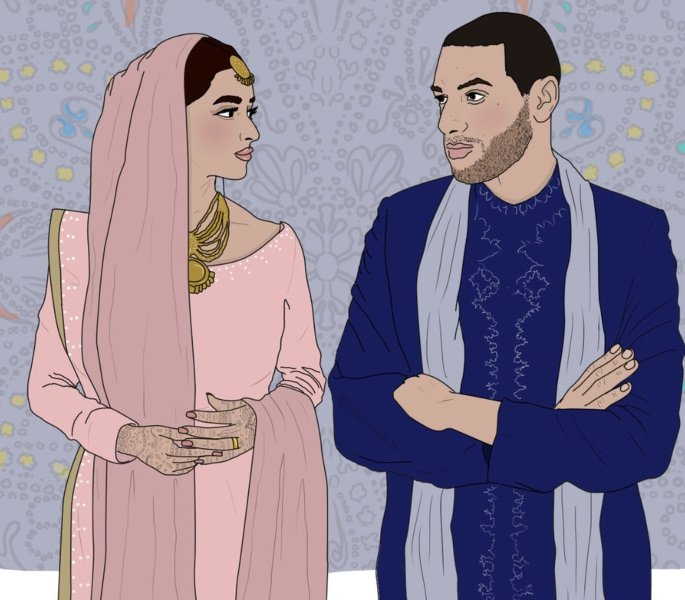 The Fine Line Between Forced and Arranged Marriage - marriage