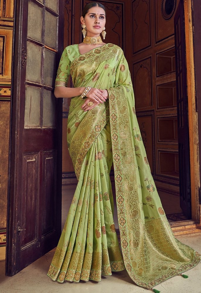 The Indian Saree – A Garment with a Story - traditional