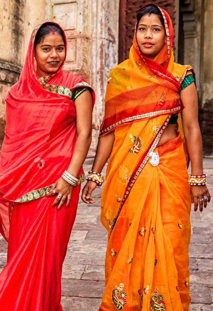 The Indian Saree - A Garment with a Story - feminism