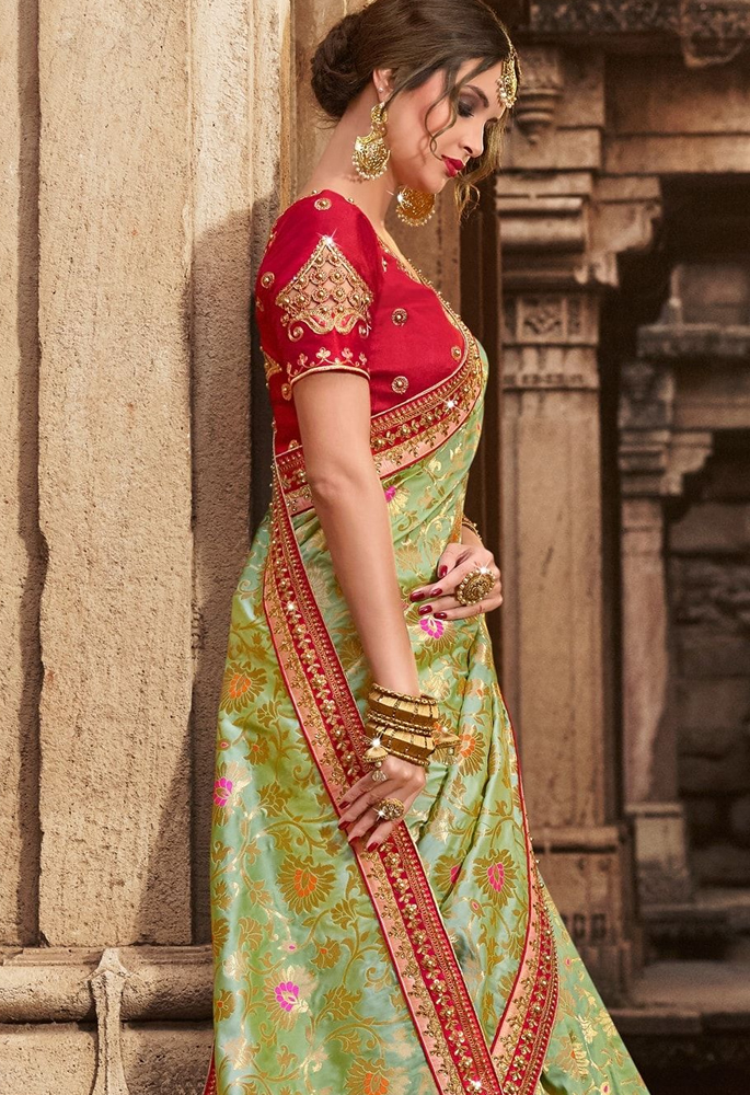 The Indian Saree - A Garment with a Story - identity