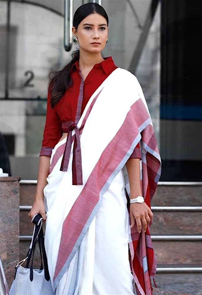 The Indian Saree - A Garment with a Story - smart