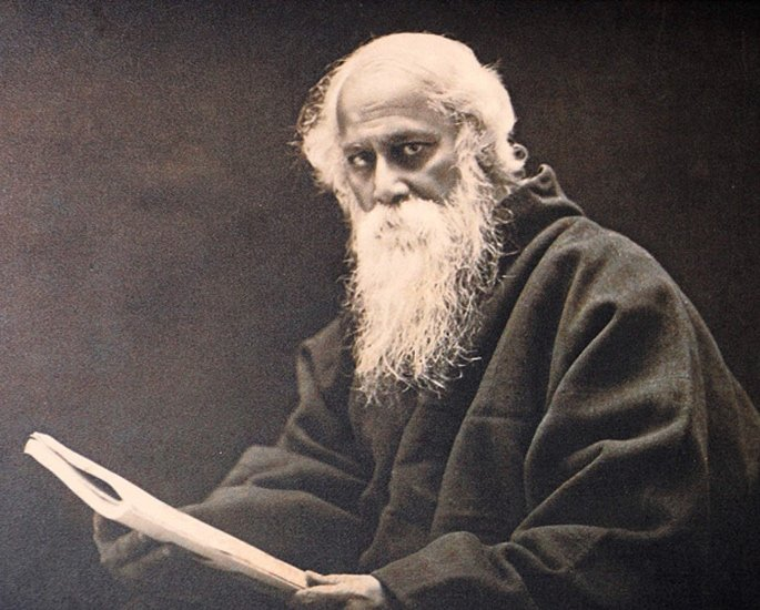 ਰਬਿੰਦਰਨਾਥ ਟੈਗੋਰ ਦੀ ਕਿਤਾਬ - ਕਿਤਾਬ