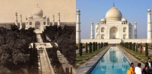 The Significance of the Taj Mahal Garden f