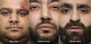 ऑर्गनाइज्ड क्राइम एफ में शामिल होने के लिए तीन लोगों को जेल