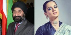 UK's Vic Sethi offers Kangana £1k to Farm with Mahinder Kaur