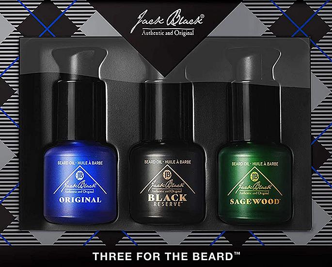 क्रिसमस के लिए पुरुषों के लिए खरीदने के लिए अनोखा उपहार - दाढ़ी