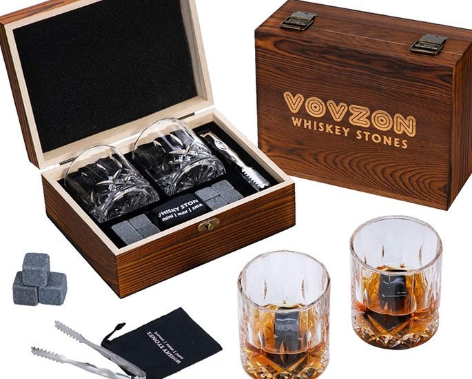 Unique Gifts to Buy for Men for Christmas - whiskey