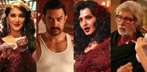 Which Famous Bollywood Stars are over 50? - f