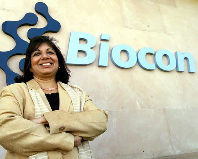 Who are India's Richest Women in 2020 - kiran.