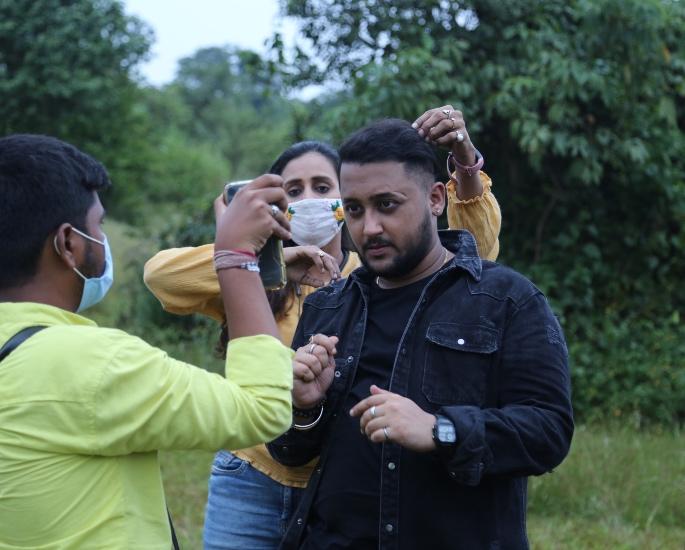Yash Narvekar talks 'Kya Hua' and Musical Journey - yash2
