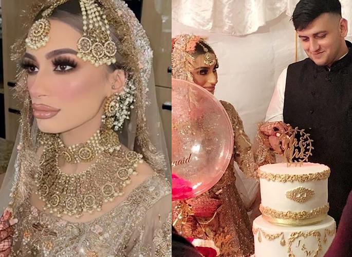 ज़ैन मलिक को बहन वलीहा की शादी की याद आ रही है