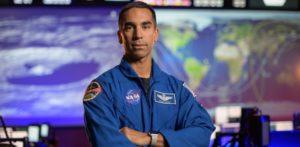 astronaut Raja Chari