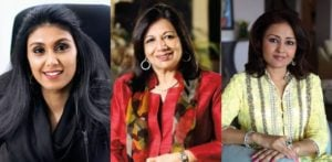 Who are India's Richest Women in 2020? f