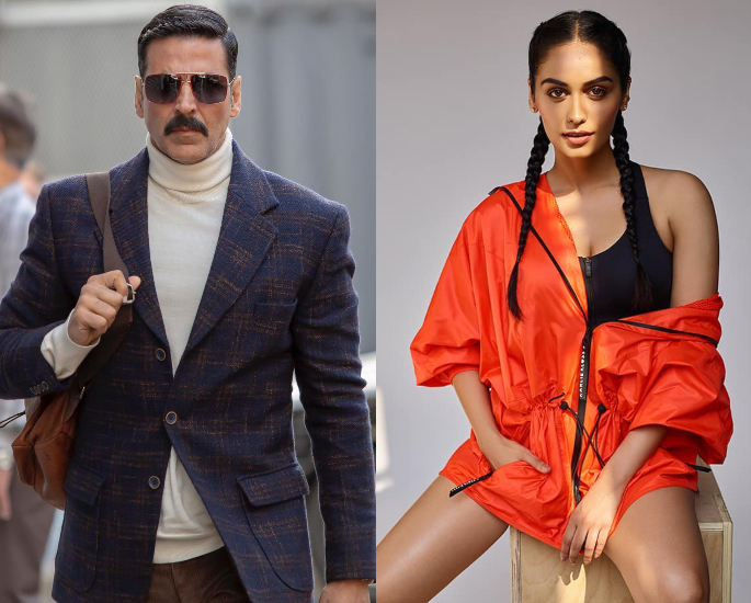 10 New Onscreen Couples in Bollywood to Watch in 2021 - akshay and manushi