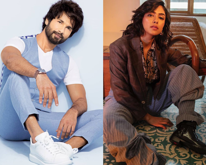10 New Onscreen Couples in Bollywood to Watch in 2021 - shahid and mrunal