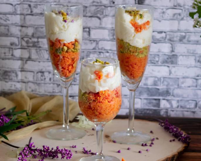 ग्लूटेन-मुक्त भारतीय मिष्टान्नांसाठी 10 पाककृती - गाजर