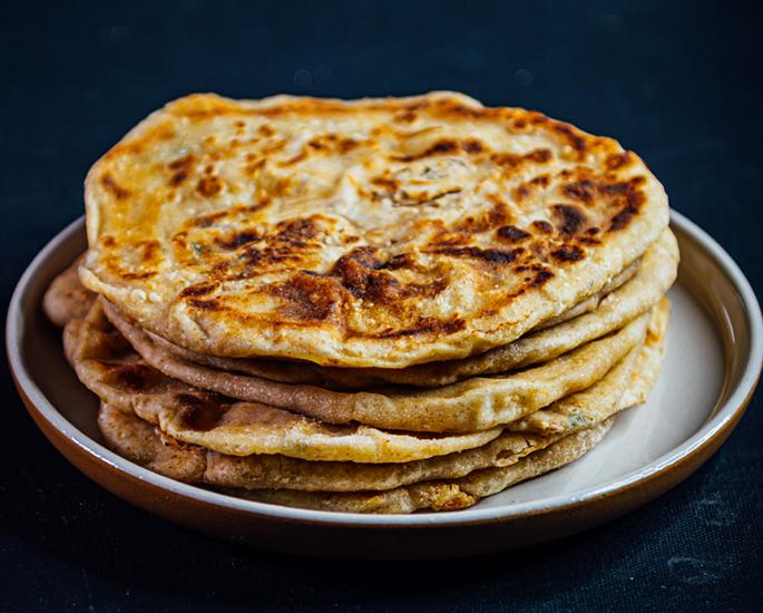 5 दक्षिण आशियाई नाश्ता पाककृती - पराठा