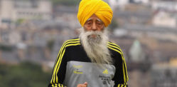 Bollywood Film on 'Sikh Superman' Fauja Singh to be Made