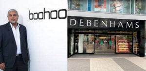 Boohoo purchases Debenhams for £55m f