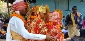 Chandu wedding women