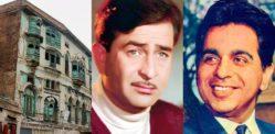पाकिस्तान ने राज कपूर और दिलीप कुमार के मकान £ 235k में खरीदे