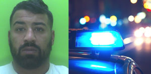 Drink Driver jailed after Crashing into Police Car during Chase f