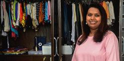 Female Entrepreneur helping Indians Organise & Declutter