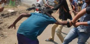 Four men booked for assaulting and urinating on Dalit youth-F