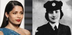 Freida Pinto to play WWII Spy Noor Inayat Khan in TV Series