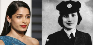 Freida Pinto to play WWII Spy Noor Inayat Khan in TV Series f