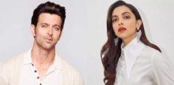 Hrithik Roshan Announces 1st film with Deepika Padukone