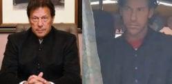 ویڈیو کی ویڈیو وائرل ہونے کے بعد عمران خان ٹرول ہوگئے