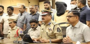 Indian Serial Killer Maina Ramulu Arrested by Police f