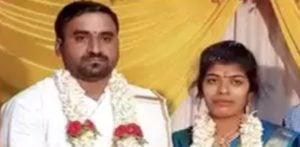 ભારતીય કન્યા લગ્ન મહેમાન સાથે