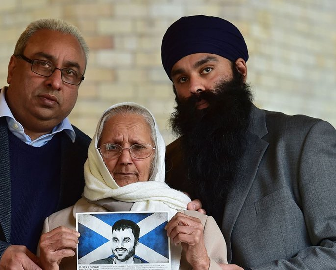 Jagtar Singh says He was Tortured & Forced to Sign Blank Papers