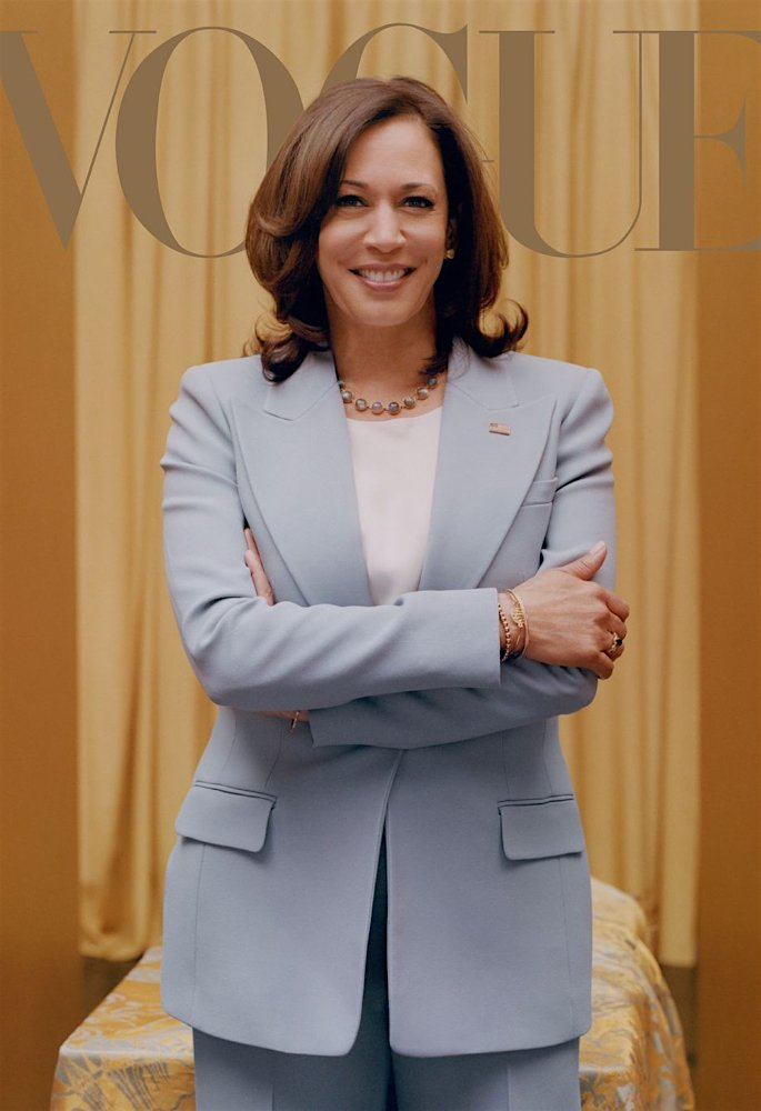 Kamala Harris' Vogue Cover_ The Controversy Explained - vogue cover