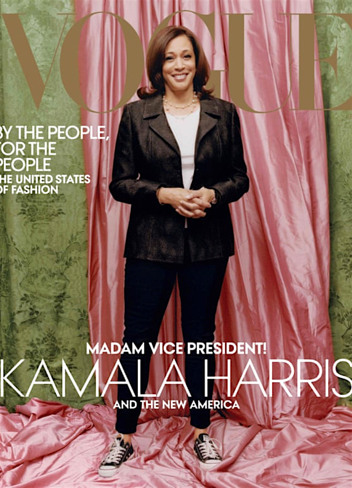 Kamala Harris' Vogue Cover_ The Controversy Explained - vogue cover2