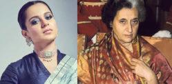Kangana Ranaut to play Indira Gandhi in upcoming Drama