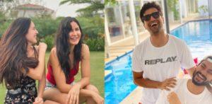 Katrina Kaif and Vicky Feature