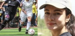 Pakistani Female Footballers arrive from Chitral to Islamabad