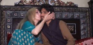 Pakistani Man weds Czech Woman with 42-year Gap f
