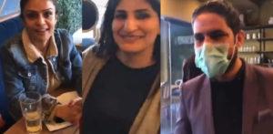 પાકિસ્તાની રેસ્ટોરન્ટના માલિકોએ મજૂરની ઇંગલિશની મશ્કરી કરી