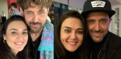 Preity Zinta signs Hrithik Roshan for Web Series?